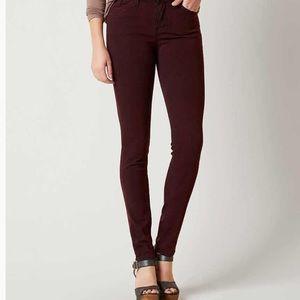 Kancan Mid-Rise Skinny Jean